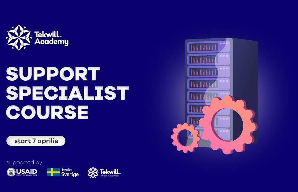 Support Specialist Course